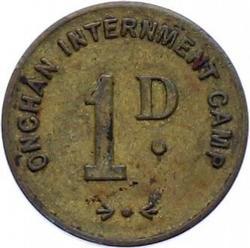 Isle of Man 1 Penny 1941