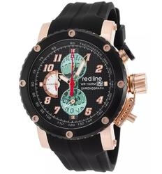 Red Line GTO Chronograph, Rose Gold Tone