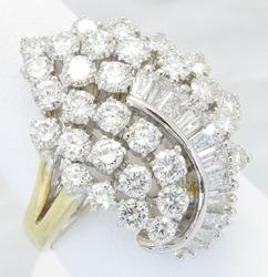 Jewelry: Diamond Rings