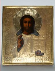Magnificent Russian Crist The Pantocrator Orthodox Icon