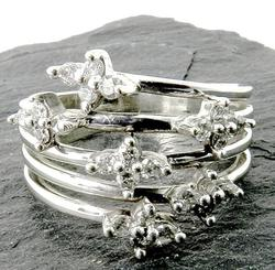 Jewelry: Cocktail Rings