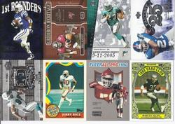 FOOTBALL INSERT COLLECTION