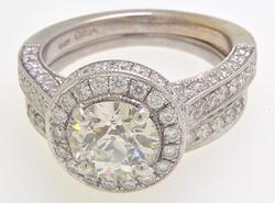 Jewelry: Diamond Rings