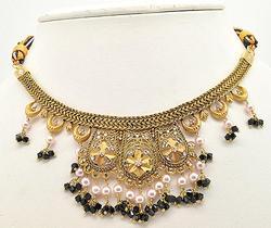 Jewelry: Exotic 18KT-24KT Gold Jewelry