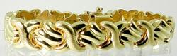 Attractive Stampato Style Bracelet