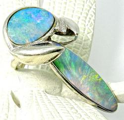 One of a Kind Opal Ring