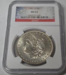 Coins: Morgan Dollars