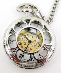 Kansas City Railroad Pocket Watch w/COA - Runs