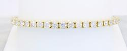 7 Carat Diamond Bracelet