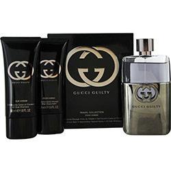 Gucci Guilty Eau De Toilette Spray & Aftershave