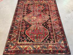 Magnificent Traditional Vintage Reproduction Rug 6x8