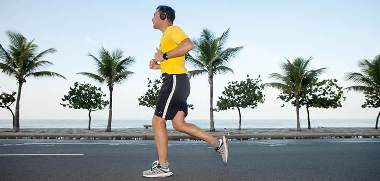Os melhores lugares para correr no Rio