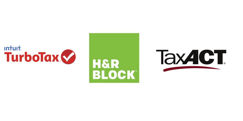 Turbo Tax vs H&R Block vs Tax Act