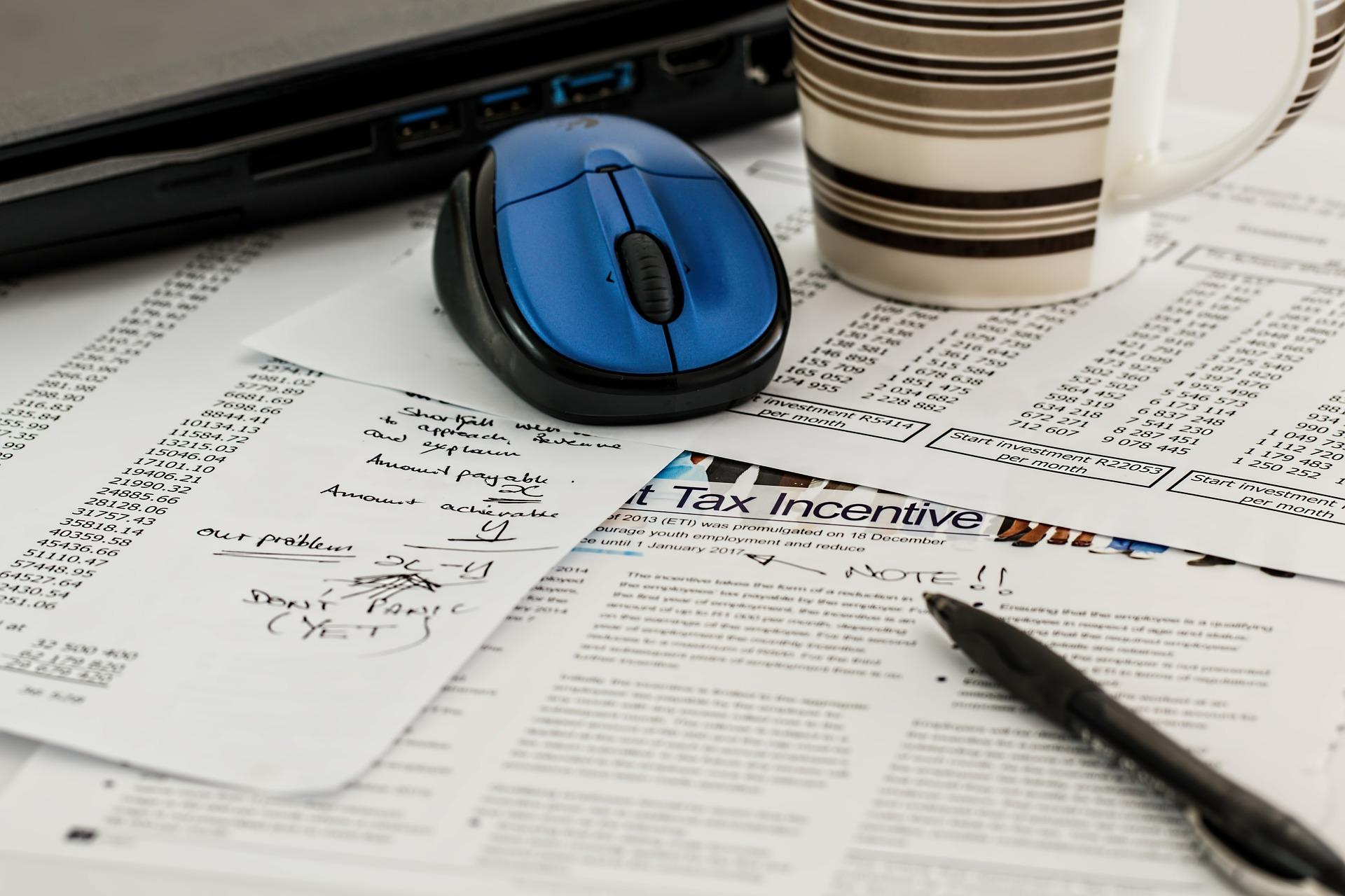 Itemize Taxes