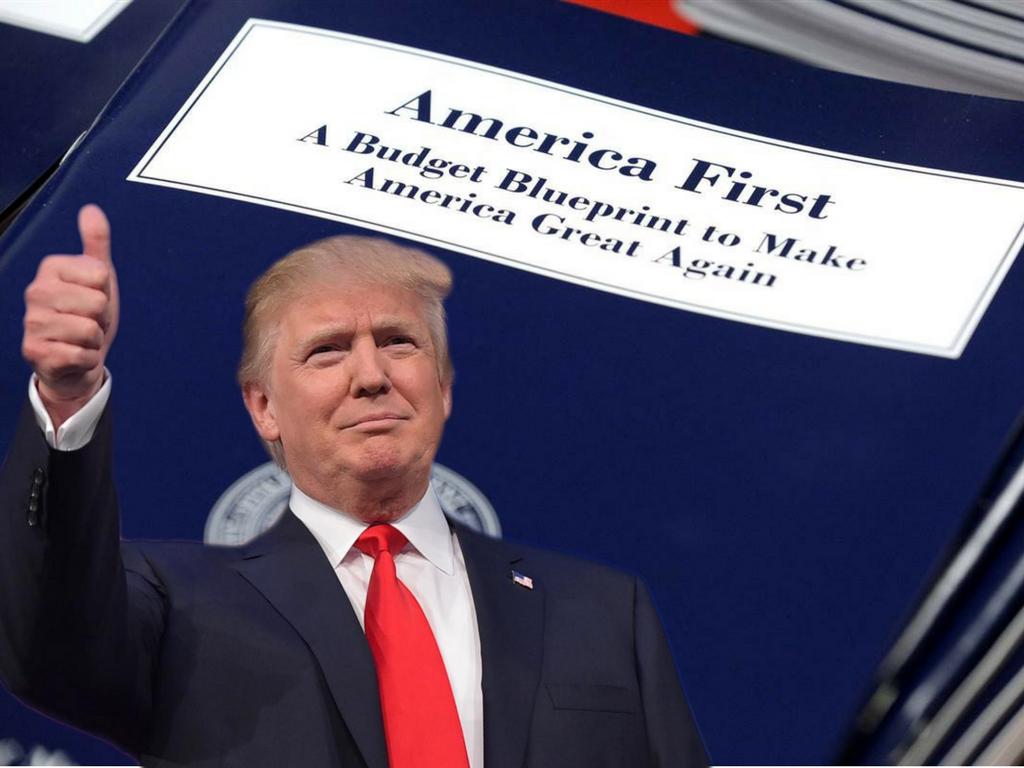 Trump-budget