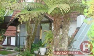 Casa em Gramado, bairro Vale Do Bosque
