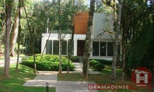 Casa em Gramado, bairro O Bosque