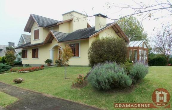 Casa em Gramado, bairro Buena Vista Village