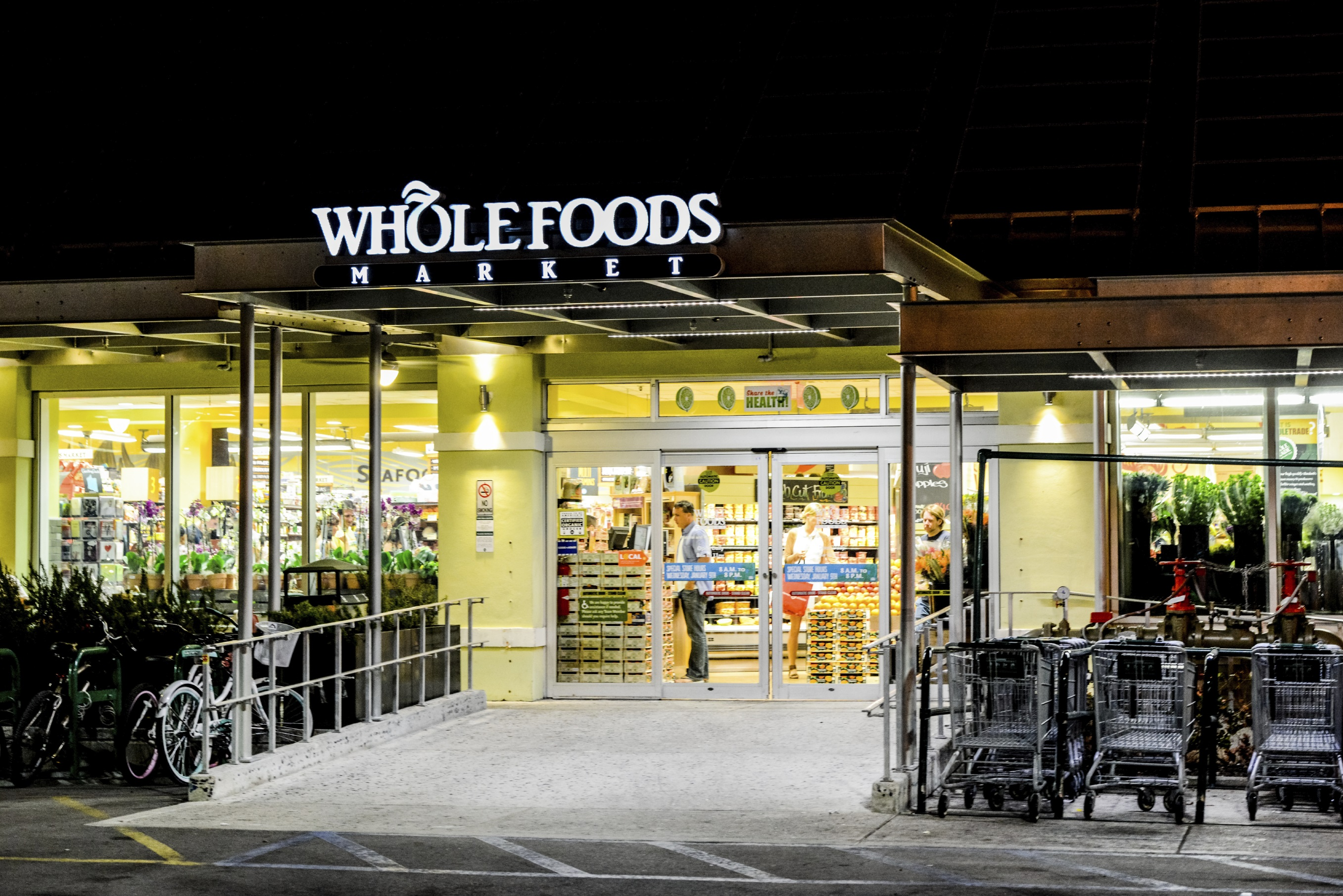 whole foods resources and capabilities Whole foods market inc (wfm): analytics, extensive financial metrics, and benchmarks against averages and top companies within its industry (naic.