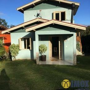 Casa em Gramado, bairro Mazzurana