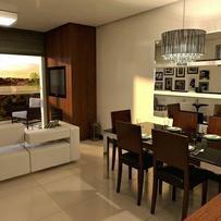 Apartamento em Gramado, bairro Alphaville