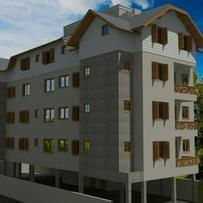 Apartamento em Nova Petropolis, bairro Logradouro