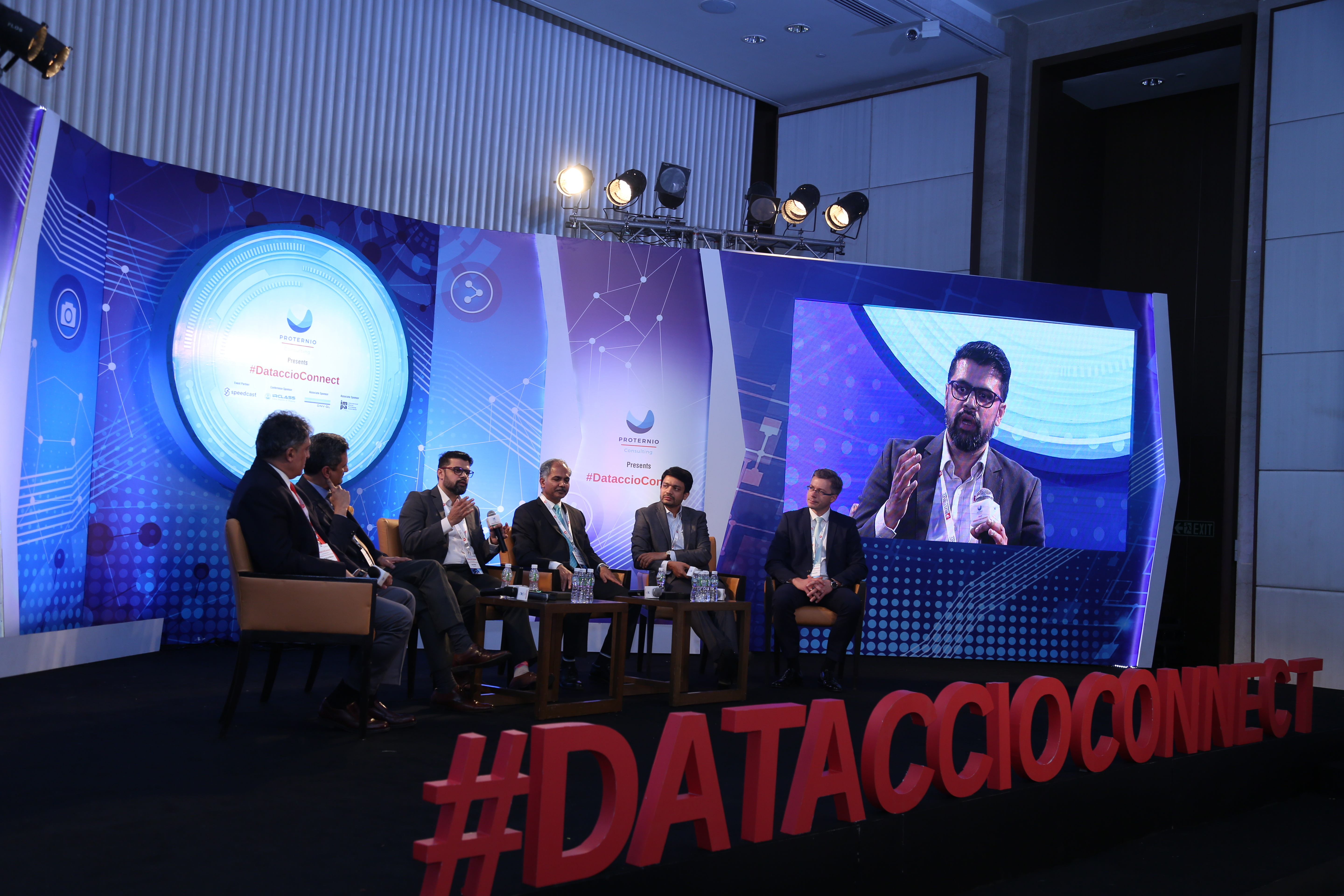 """""""Collaborate, Innovate, Digitise"""" - Industry Leaders Offer Perspectives on the Digitalisation Wave at #DataccioConnect"""