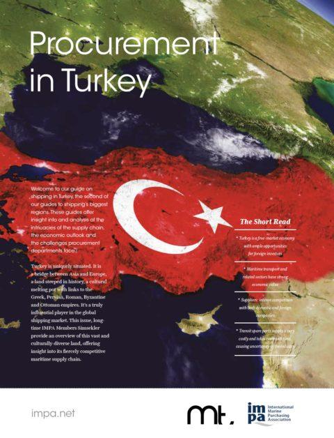 Procurement in Turkey