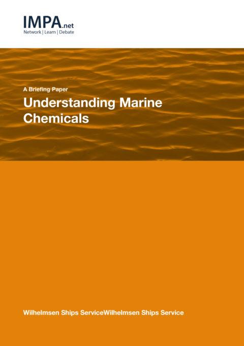 Understanding Marine Chemicals