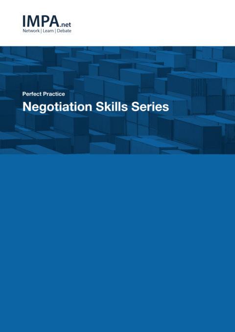 Negotiation Skills Series