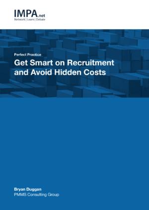 Get smart on recruitment and avoid hidden costs