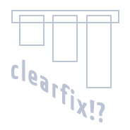 Don't Use overflow: hidden to Clear Floats on Your Container