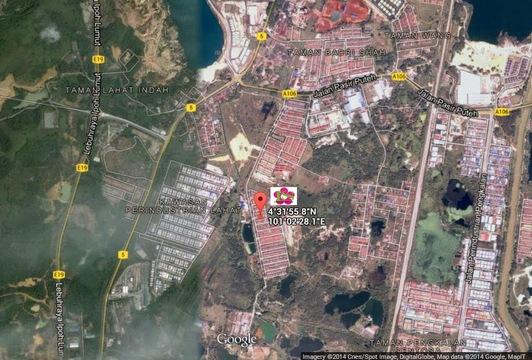Homestay_is_-_googlemap_location