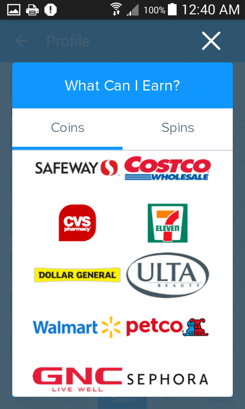 receipt hog places to earn from receipts