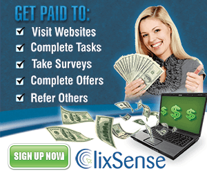 Clixsense Review and Payment Proof Earn Money Online