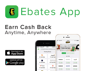 ebates app review cash back for shopping 3