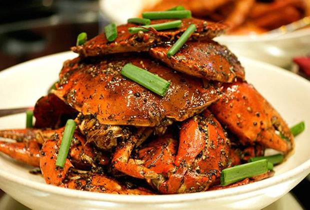 Singapore Chilli Crab Recipe Food Network