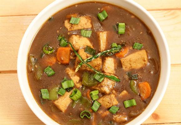Veg manchurian vegetarian recipes chinese ifn paneer chilli gujarati forumfinder Image collections