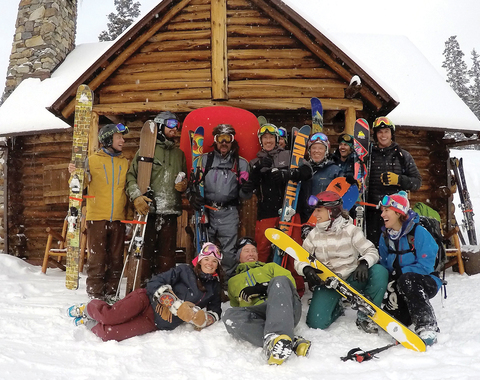 Wagner custom skis