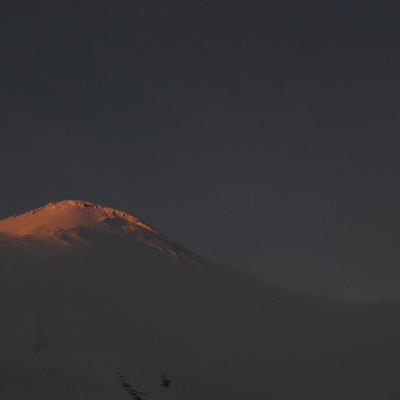 Lonqumay.sunset