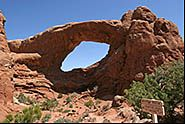 South Window, Arches National Park, Moab, Utah