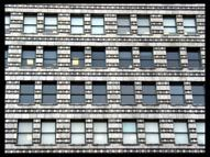 Windows on a Michigan Avenue Building, Chicago