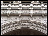 Wrigely Building Detail, Chicago