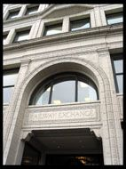 The Railway Exchange Building, Chicago