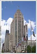 Chicago Tribune Building, Chicago