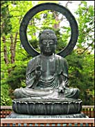 Buddha Statue, Japanese Tea Garden, Golden Gate Park