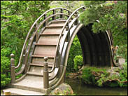 Drum Bridge, Japanese Tea Garden, Golden Gate Park