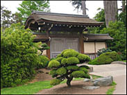 Entrance, Japanese Tea Garden, Golden Gate Park
