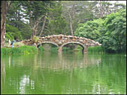 Bridge, Stow Lake, Golden Gate Park