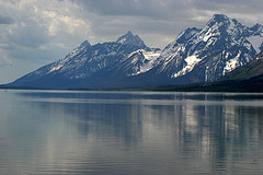 Grand Tetons, Jackson Lake